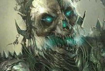 RPG Fantasy - Mortos Vivos e Espíritos