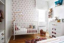 Baby room / Decoración de cuarto de bebés, cambiadores, nursery, butacas... / by Isis IT SHOES Designer