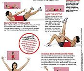 skinnybitch workouts / by Zoë Leary