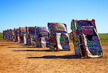 Texas Roadside Attractions / World's largest things and other roadside attractions in Texas to see on your next road trip.