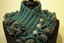 crochet esarfe