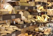 Fromagerie, juustoputiikki, ostbutik