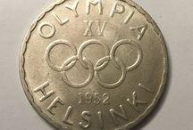 World coins / Coins around the world