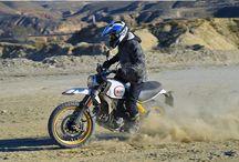 Desert Sled & Scrambler