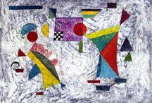 Kandinsky ⬛️◾️◻️⬜️