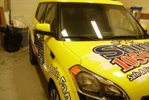 Vehicle Wraps / Wraps we have done in the past and current ones.