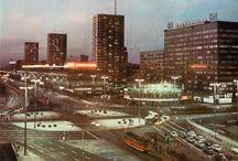 Polish Modernism - Warsaw
