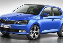 skoda fabia / This car is car in Slovakia and Czech republic. This car is cheap and it have enough power (around 100 hp). This is 3nd genaration of this car (first generation is from 1999)
