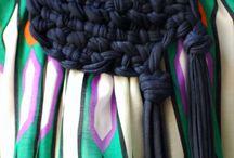 écharpes à faire