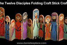 Sunday school class ideas! / by Belinda Connally