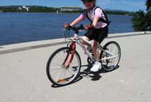 Bikes Rides with Kids - Canberra and the ACT / A collection of great family rides in and around Canberra and the Australian Capital Territory (ACT).