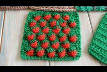 Tulip stitch crochet