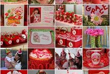 Strawberry Shortcake Birthday / by Cindy Letchworth
