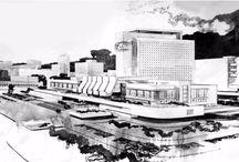 SovMod / Советский модернизм и конструктивизм в архитектуре