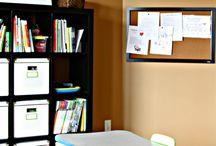 Homeschool Ideas & Organization / by Andrea Brush