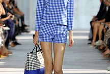 Go Gingham / For more style inspiration visit www.tangerstylemaker.com / by Tanger Outlets