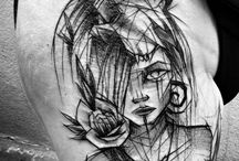 tattoo lines