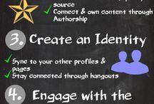 G+ / Google+ Social Media Tips & Tricks
