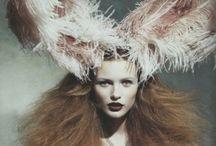 Feathers / Head dress