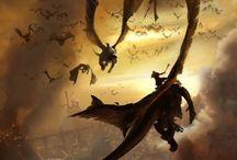 Dragons / by Joe Katon