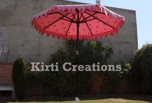 Umbrellas / In This section you are going to explore our beautiful umbrellas which are used for wedding and other kind of parties.