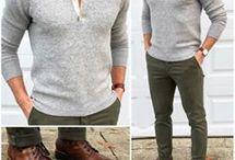 Férfi öltözetek