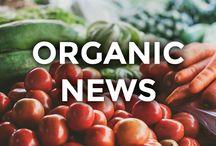 Organic News / News and updates from the world of organics