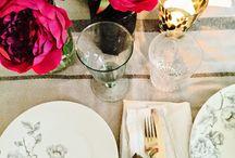 Piękne stoły