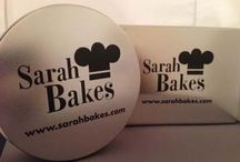 Sarah Bakes Packaging / How your goodies may get packed up!