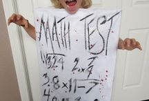 Math Halloween Costumes