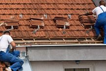 Roof Restoration / Big Apple Roofing help in fixing or replacing damaged parts of the roof.