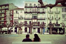 Images of The everyday in North Spain / My own vision about places or situations around me