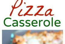 Casserole's