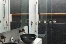 inspiracje do łazienki- dom