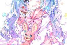 Hatsune Miku :3