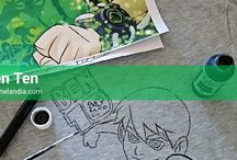Handmade tshirt