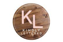 Kindlylettered