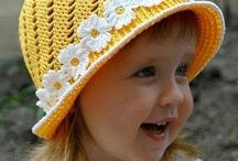 sombreros de niñas
