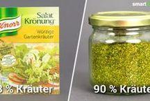 Salatkräuter selber machen