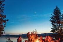 Camping: recettes et trucs / Tout ce qu'il faut savoir pour le parfait séjour en camping.