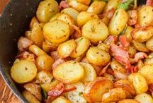 recettes patates