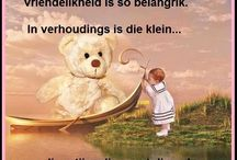 Afrikaans saying quotes