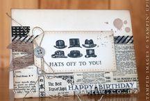 Stampin' Up! - Vatertagskarten / Father's Day cards