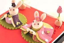 Wagashi&matcha&Sweets♡♡♡
