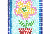 mosaico bimbi