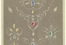 návrhy šperků
