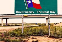 Texas stuff! / by Cathy Quigley