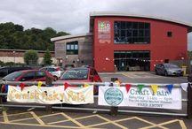 Craft Fairs / Craft Fair Helston Cornwall and Heartlands Pool Cornwall