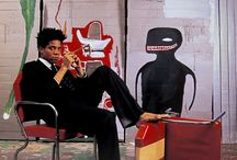 Basquiat / Basquiat / by Peggy Alamkan
