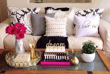Cushion arrangements